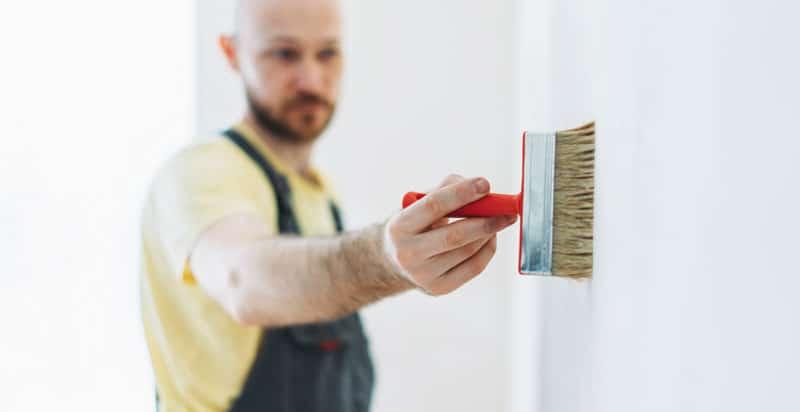Como poner papel pintado Leroy