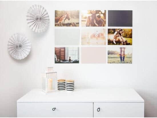 Que podemos utilizar para pegar fotos en la pared sin dañarla
