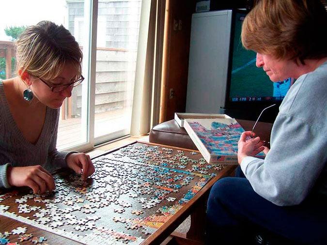 Las mejores técnicas de como pegar un puzzle