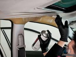 pegar techo coche sin desmontar